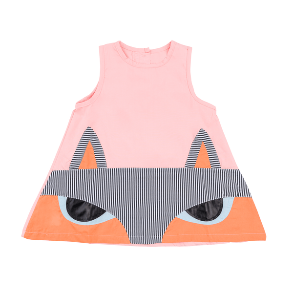 Fox Mod Dress