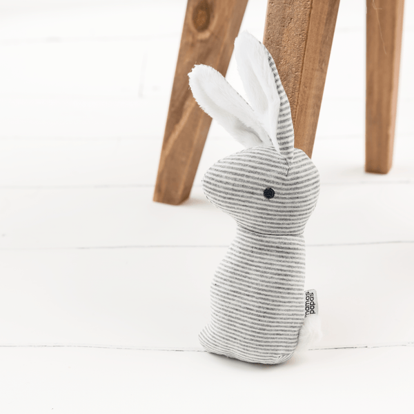 Squeaky Soft Bunny Toy