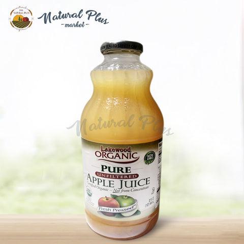 Lakewood Organic Pure Apple Juice   有机苹果汁