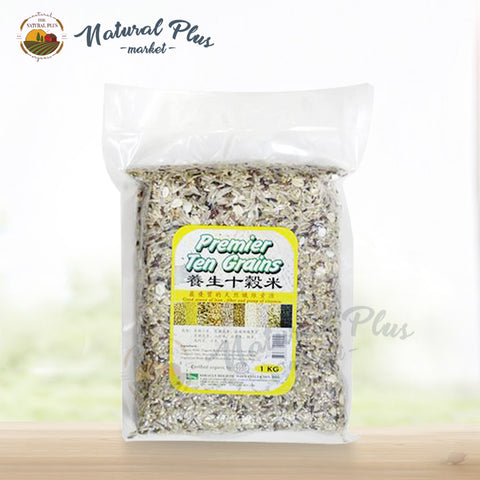 Miracle Premium Ten Grains  养身十谷米