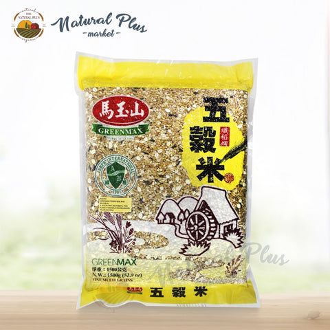 Greenmax Fine Multi Grains Rice 五谷米
