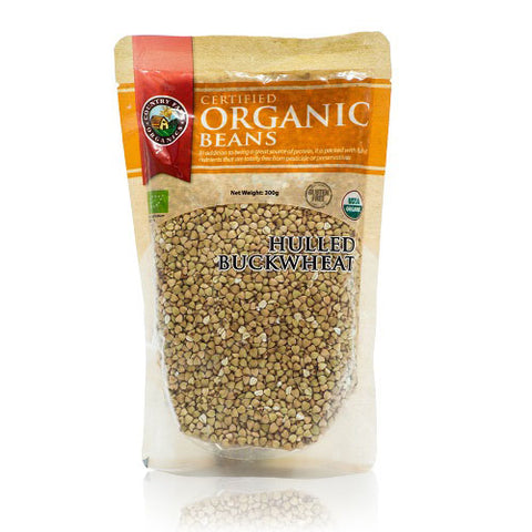 Country Farm Organic Hulled Buckwheat  有机荞麦