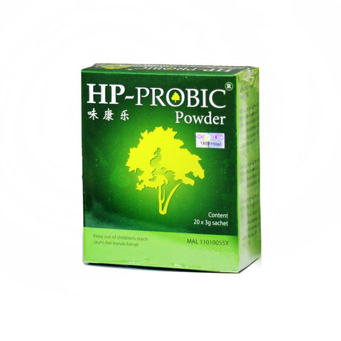 Dynamic HP-Probiotics  味康乐