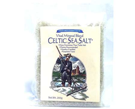 Radiant Code Celtic Sea Salt ( Coarse ) 海盐 ( 粗)
