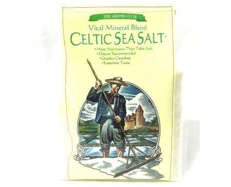Radiant Code Celtic Sea Salt ( Fine) 海盐 ( 幼)