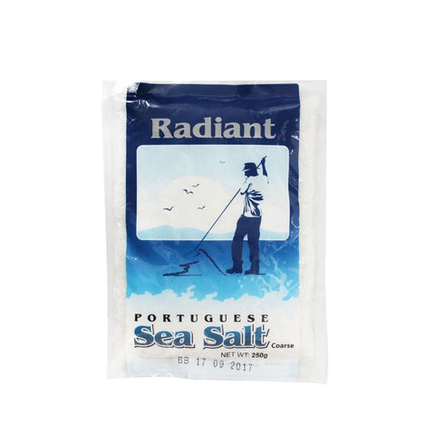 Radiant Code Brittany Sea Salt ( Coarse )   海盐 ( 粗)