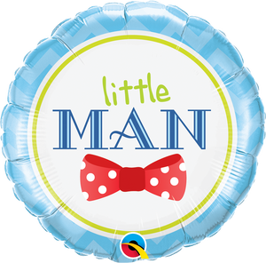 Little Man - Uptown Parties & Balloons