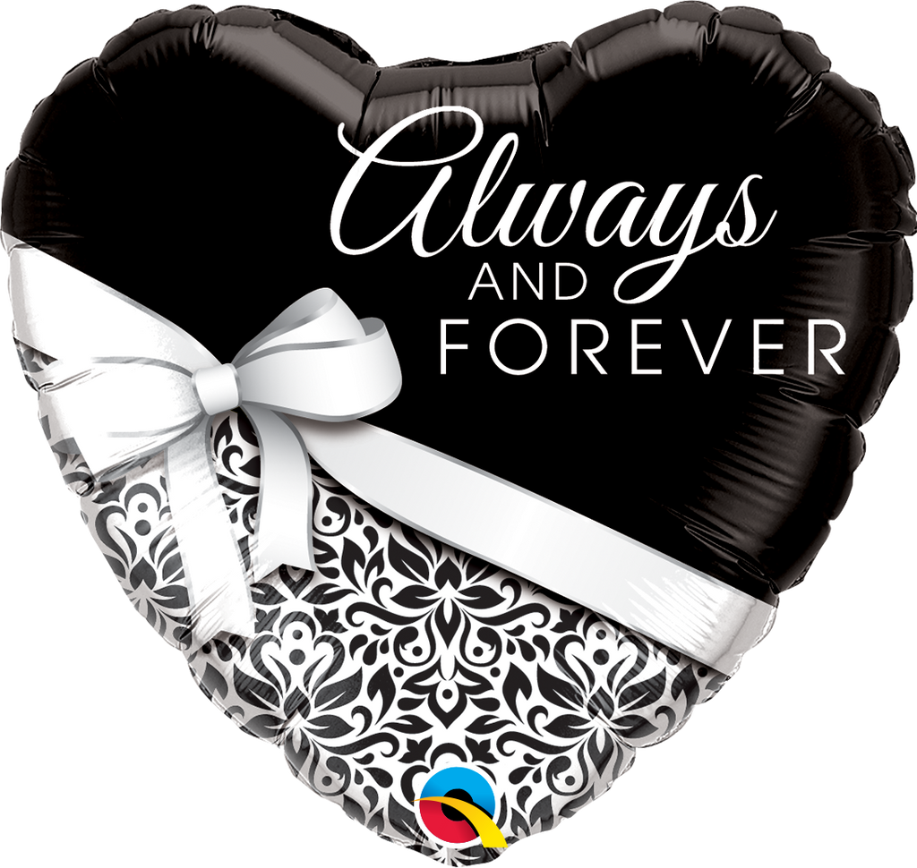 Always And Forever - Uptown Parties & Balloons
