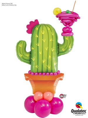 Cactus Cocktail - Uptown Parties & Balloons