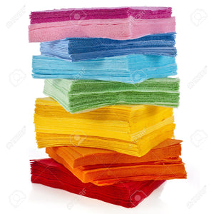 Beverage Napkins - Solid Color - Uptown Parties & Balloons
