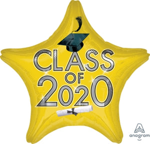 "18"" CLASS OF 2020 - Uptown Parties & Balloons"