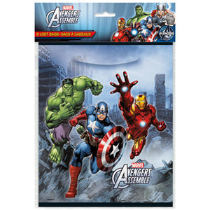 Loot Bags Avengers - Uptown Parties & Balloons