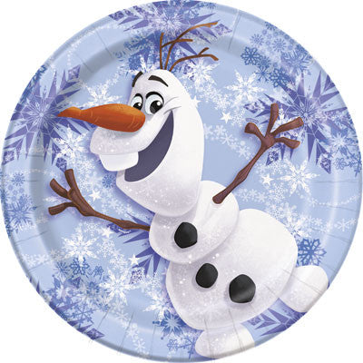 "9"" Olaf - Uptown Parties & Balloons"
