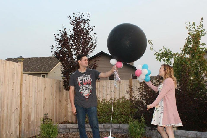 3' Gender Reveal Balloon
