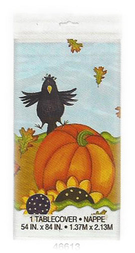 TABLECOVER HAPPY FALL PARTY - Uptown Parties & Balloons
