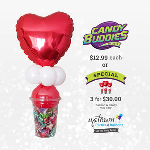 Candy Buddies - Uptown Parties & Balloons
