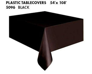 "Tablecovers  (54""x108"") - Uptown Parties & Balloons"