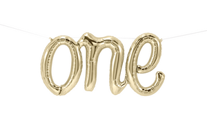 One Script, White Gold
