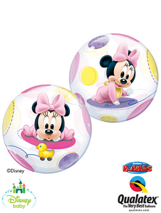 Disney Baby Minnie Mouse Bubble - Uptown Parties & Balloons
