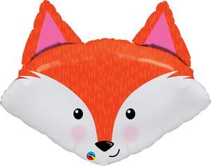 Fabulous Fox SuperShape - Uptown Parties & Balloons