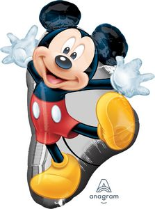 Mickey Mouse SuperShape - Uptown Parties & Balloons