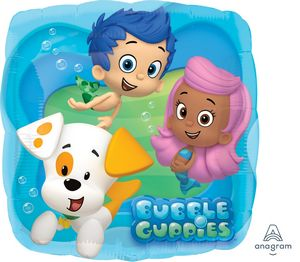 Bubble Guppies - Uptown Parties & Balloons