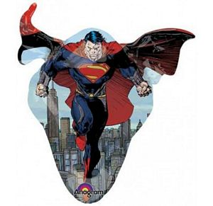 Superman SuperShape - Uptown Parties & Balloons