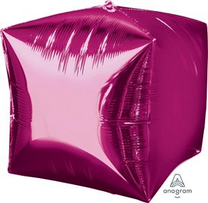 Bright Pink Cubez - Uptown Parties & Balloons