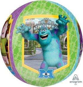 Monsters University Orbz - Uptown Parties & Balloons