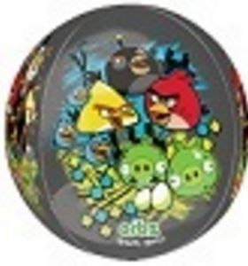 Angry Birds Orbz - Uptown Parties & Balloons