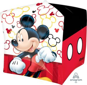 Mickey Mouse Cubez - Uptown Parties & Balloons