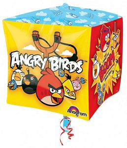 Angry Birds Cubez - Uptown Parties & Balloons
