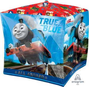 Thomas & Friends Cubez - Uptown Parties & Balloons