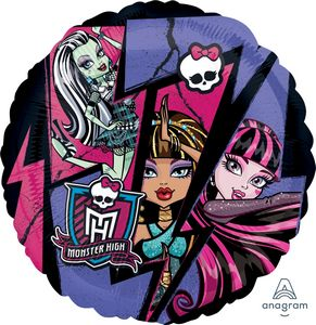Monster High - Uptown Parties & Balloons