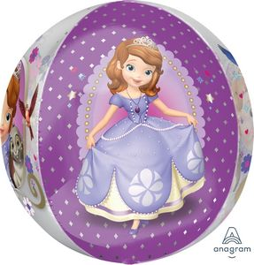 Sofia The first orbz - Uptown Parties & Balloons