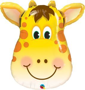 Jolly Giraffe SuperShape
