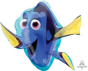 Dory SuperShape - Uptown Parties & Balloons