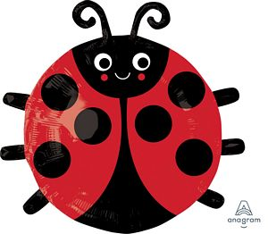 "18"" Lady Bug - Uptown Parties & Balloons"