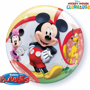 Mickey Mouse ClubHouse Bubble - Uptown Parties & Balloons