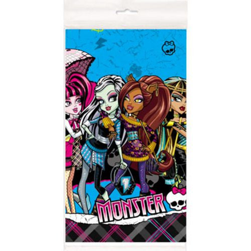 Monster High Tablecover - Uptown Parties & Balloons