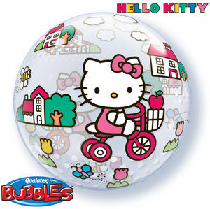 Hello Kitty Bubble - Uptown Parties & Balloons