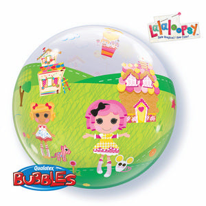 Lalaloopsy Bubble Balloon - Uptown Parties & Balloons