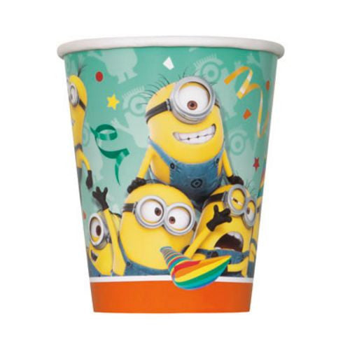 Despicable Me 9oz Cups