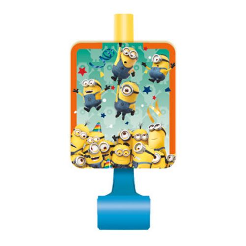 Despicable Me Blowouts - Uptown Parties & Balloons