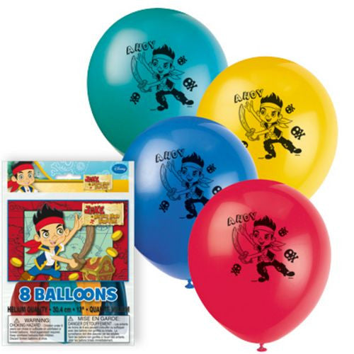 Jake Latex Balloons