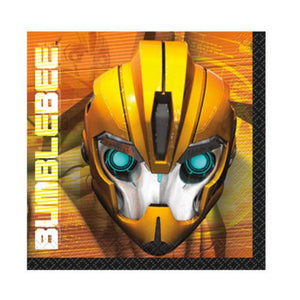 Transformers Beverage Napkins - Uptown Parties & Balloons