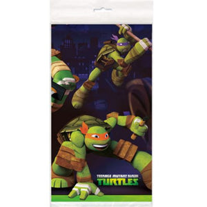Teenage Mutant Ninja Turtles Tablecover - Uptown Parties & Balloons