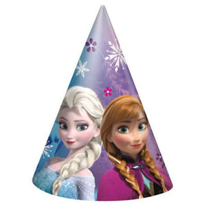 Party Hats Frozen - Uptown Parties & Balloons