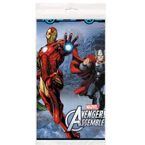 Avengers Tablecover - Uptown Parties & Balloons
