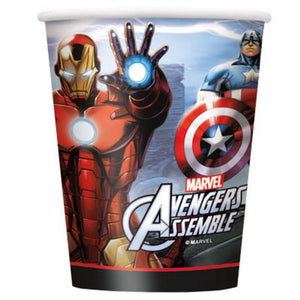 9oz Cups Avengers - Uptown Parties & Balloons